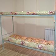 Кровати для строителей, общежитий, гостиниц фото