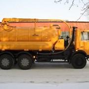 КО-530-05 на шасси МАЗ-6312В3-425-010 Илососная Евро-4 фото