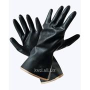 Перчатки КЩС тип 1 фото