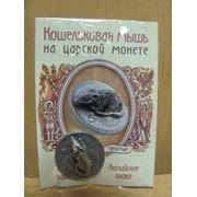 Мышь кошельковая на лопате со слитками, арт. 773592 фото
