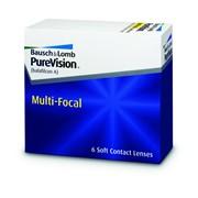 Линзы Bausch&Lomb Pure Vision Multi-Focal сила от -10,00 до +6,00 фото