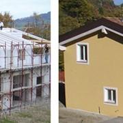 Строительные панели для быстровозводимых жилых домов фото