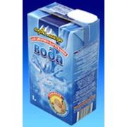 Вода питьевая для детского питания 'Акваласка' фото