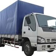 Изготовление тентов ПВХ, Пошив тентов на грузовые автомобили фото