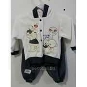 Спортивный костюм для новорожденого 414 фото