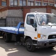 Эвакуатор Hyundai HD78L фото