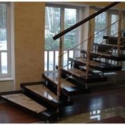 Лестница на больцах фото