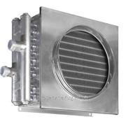 Водяной нагреватель для круглых и квадратных каналов Shuft WHC 150x150-2 фото