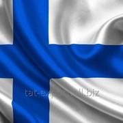 Экспорт и доставка в Финляндию фото