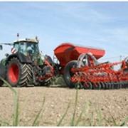 Услуги по обработке почвы, посева. фото
