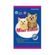 Силикагелевый наполнитель Mimi Litter впитывающий для кошачьего туалета 3,8л. фото