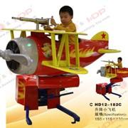 Миниаттракцион Самолетик HD12-182C фото