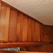Лестница дизайн D065