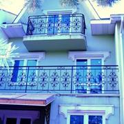 Ограждения для балконов кованые фото