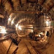 Строительство тоннелей глубокого заложения фото