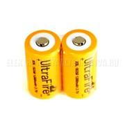 UltraFire, XSL 18350, 1200mAh, 3.7V фото