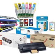 Картриджи для лазерных и струйных принтеров фото