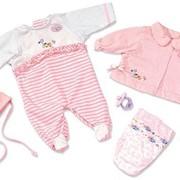 Одежда для новорожденных от 0 до 7 лет фото