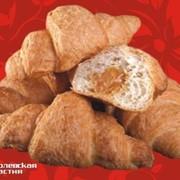 Печенье слоеное Круассанчики с начинкой фото