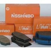 Колодки Nisshinbo PF-3548/PF-3469 фото