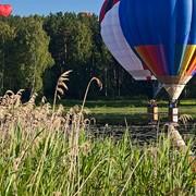 Полет на воздушном шаре в Киевской области в группе 4 чел фото