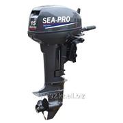 Мотор Sea-Pro T15S фото