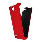 Чехол-флип HamelePhone для Huawei Honor 3C красный фото