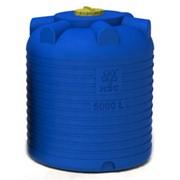 Емкость цилиндрическая 5000 литров
