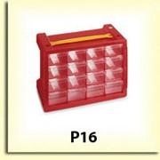 Контейнер для мелочей с выдвижными ящиками фото