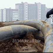 Строительство и монтаж газопроводов. фото