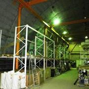 Аренда теплого склада с кран-балкой 500 кв.м. Екатеринбург фото