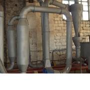 Сушка для опилок пневматическая, производительностью до 350 кг/час