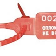 Универсальная пластиковая пломба ОСА-255 фото