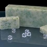 Натуральное мыло с ментолом (100 гр) фото