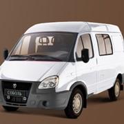 Цельнометаллический фургон с двухрядной кабиной ГАЗ-2752 7-м фото