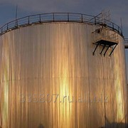 Резервуар вертикальный РВС–2 000 м3 фотография