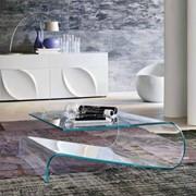 Стеклянная мебель из Италии фото