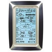 Метеостанция Цифровая профессиональная Master Touch с радиодатчиком фото