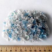 ПЭТ флекс прозрачно-голубой фото