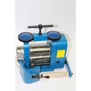 Вальцы ручные с редуктором синие RM03 (аналог В9-1) фото