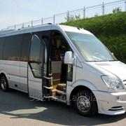 Переоборудование и дооборудование микроавтобусов различных модификаций фото