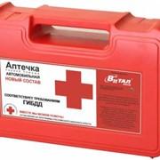 Аптечка первой помощи (автомобильная) Тандем фото