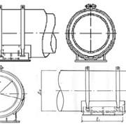 Опоры подвижные для теплопроводов - тип ОПМ фото