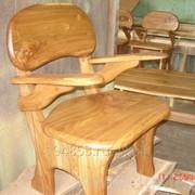 Кресло с подлокотниками Сказка фото