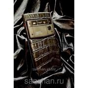 Телефон Vertu Signature Touch black ALLIGATOR LTE + беспроводное з/у 86919 фото