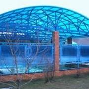Павильоны для бассейнов фото