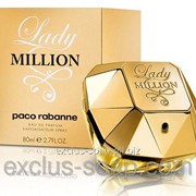 «Lady Million» P.RABANNE -10 мл фото