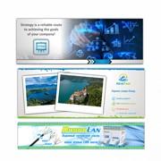 Разработка web-баннеров фото