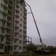 Аренда автокрана, аренда строительных машин и оборудования фото