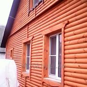Утепление и отделка фасадов. фото